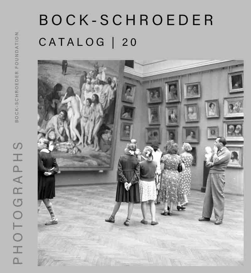 Bock-Schroeder Sales Catalog Cover