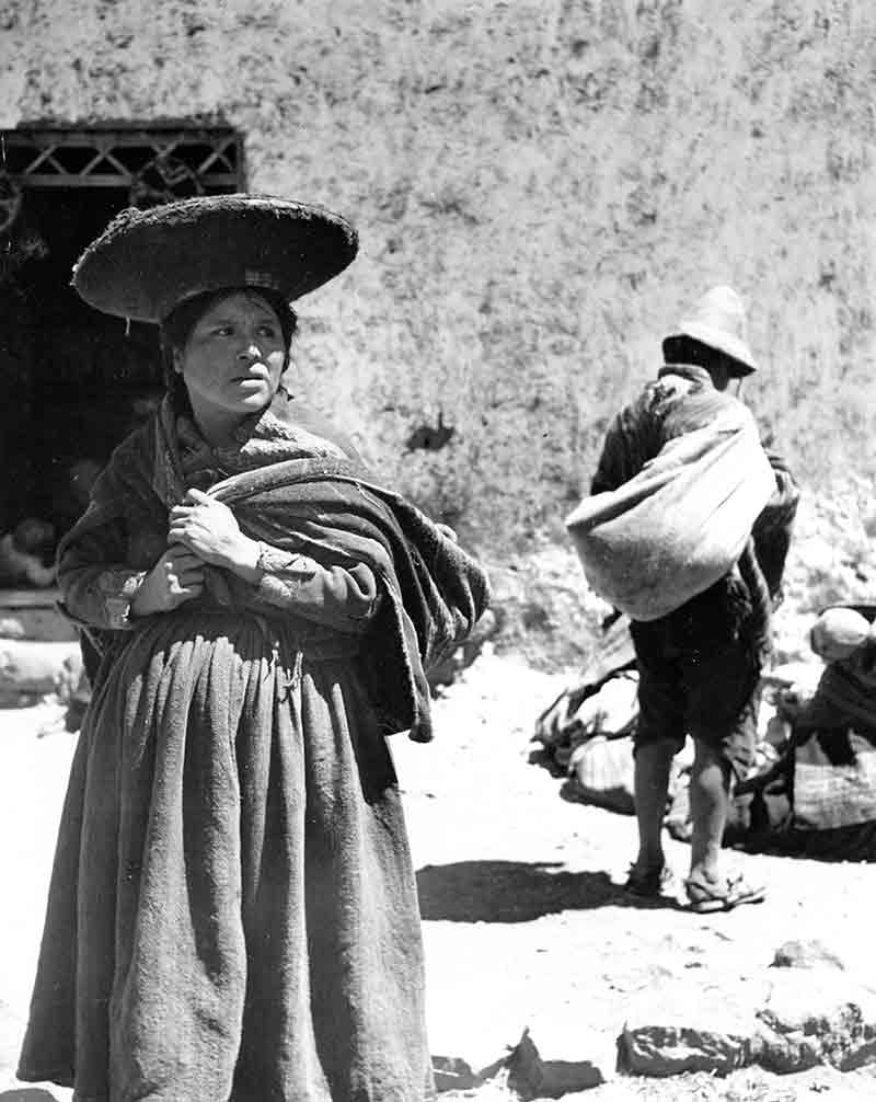 Indigenous People Peru
